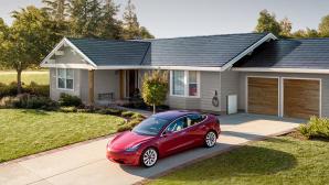 Tesla Solardach©Tesla