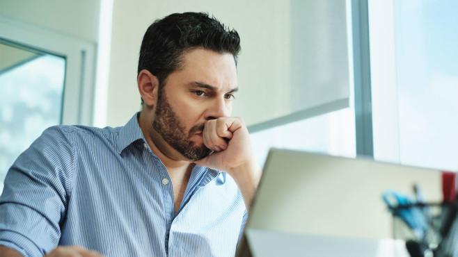 Computerviren damals und heute – Was kommt nach ILOVEYOU, WannaCry und Co.?©iStock.com/diego_cervo