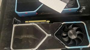Nvidia GeForce RTX 3080©Nvidia / Chiphell.com