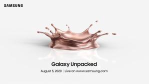 Einladung zu Samsung Galaxy Unpacked 2020©Samsung