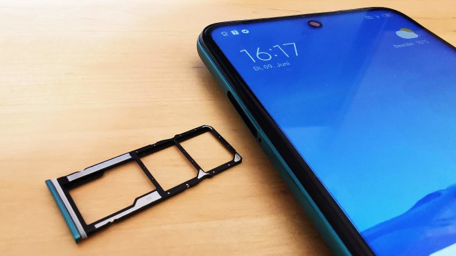 Xiaomi Redmi Note 9 Pro©COMPUTER BILD / Michael Huch