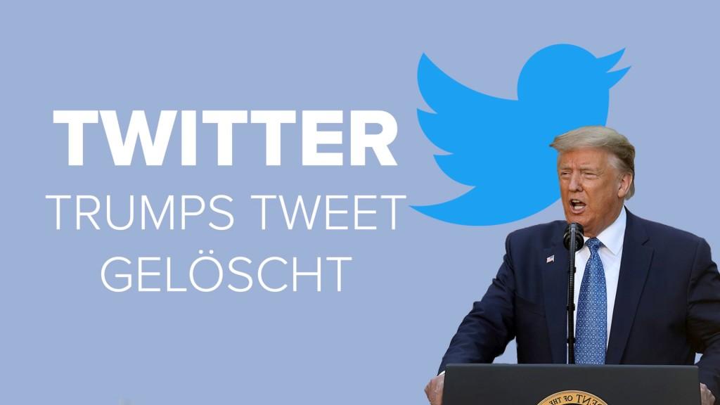 Trump Twitter Gelöscht