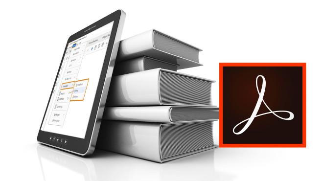 Adobe Acrobat Reader DC: Mehrere PDF-Dateien gleichzeitig durchsuchen Der Adobe Acrobat Reader DC bietet eine teils zeitintensive, aber effiziente Suchfunktion.©iStock.com/borzaya, Wikipedia