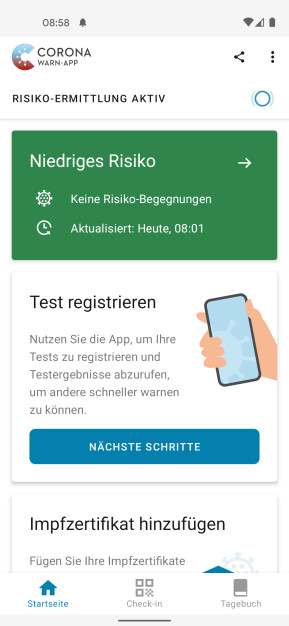 Corona-Warn-App (Android-App)