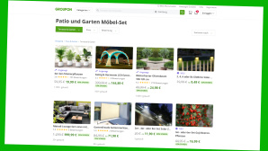 Spar-Deals mit Extra Bonus©Screenshot www.groupon.de
