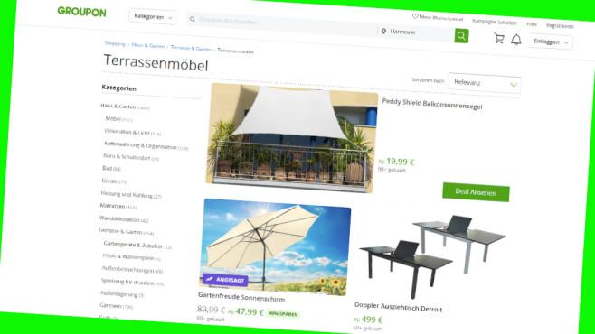Groupon Extra Spar Deals Der Kategorie Haus Und Garten Computer Bild