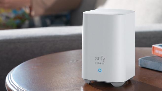 Eufy-Klingel, Smart Hub©Eufy