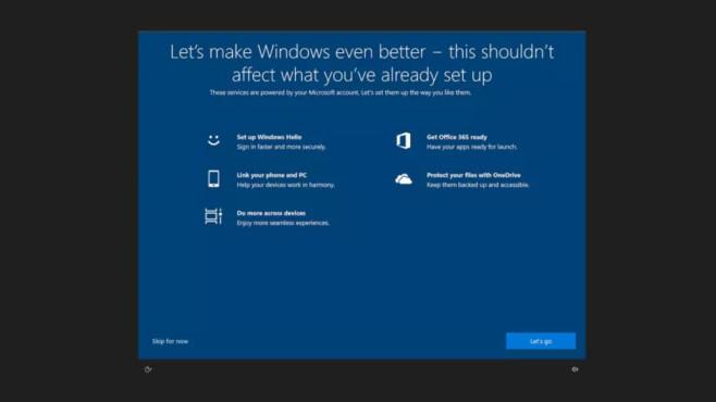 Windows 10 nervt Nutzer mit Werbe-Pop-up©Techradar