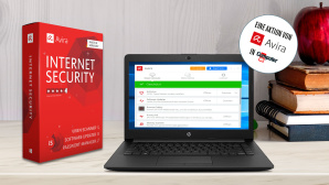 Aktion Avira Internet Security zum Vorteilspreis©Avira, iStock.com/BongkarnThanyakij