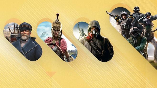 Ubisoft: Sale©Ubisoft