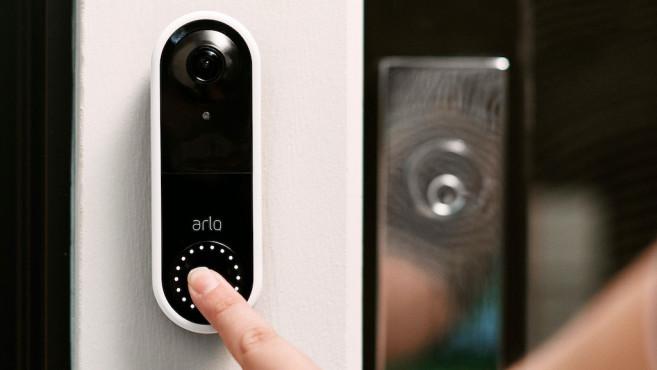 Arlo Video Doorbell, Aufmacher©Arlo
