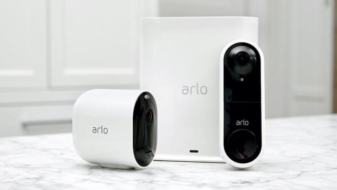 Arlo Video Doorbell, Smart Hub©Arlo