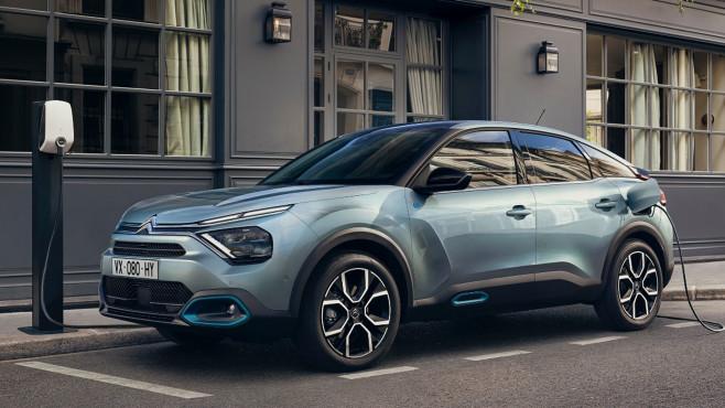 Citroën ë-C4©Citroën