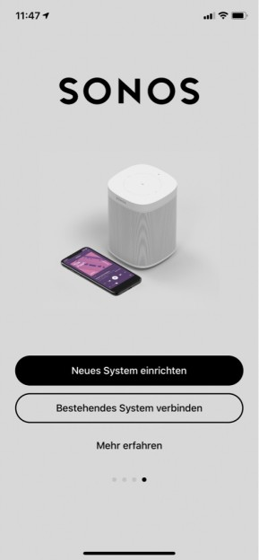 Sonos (App für iPhone & iPad)