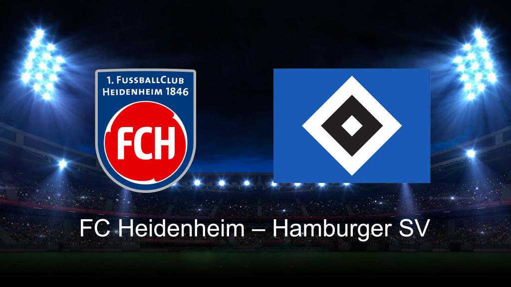 Heidenheim Gegen Hsv