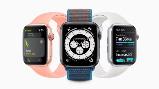 Apple Watch©COMPUTER BILD