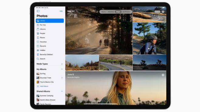 iPadOS 14©Apple