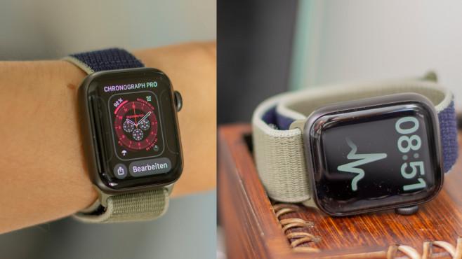 Chronograph Pro für die Apple Watch©COMPUTER BILD