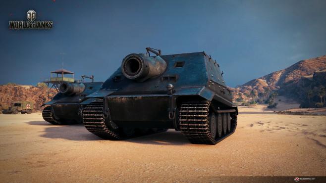World of Tanks Akt 3: Sturmtiger©Wargaming