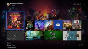 Xbox-Update©Microsoft