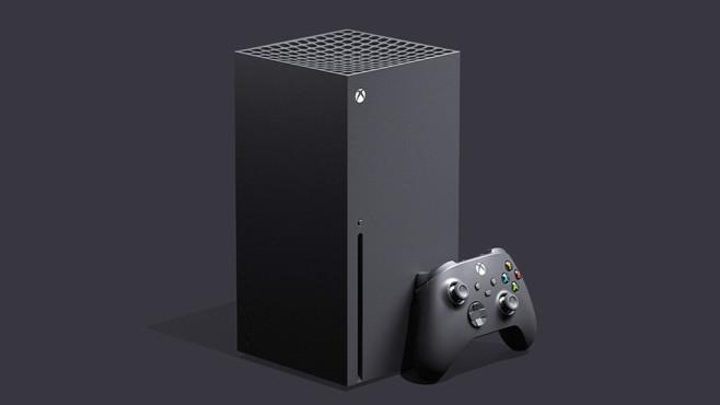 Xbox Series X©Microsoft