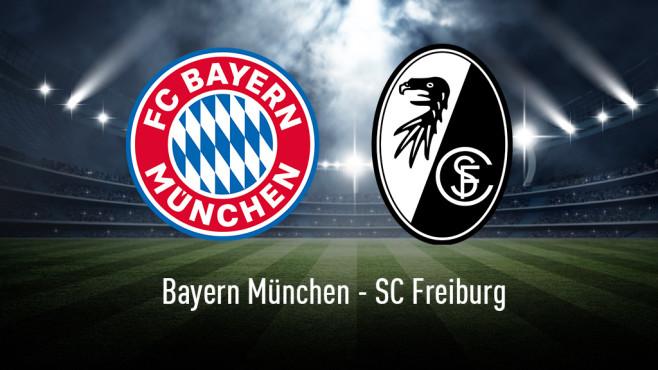 FC Bayern München gegen SC Freiburg©iStock.com/efks / Bayern München / SC Freiburg