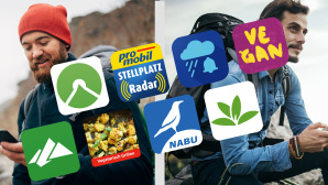 Outdoor-Gratis-Apps im Test: Sommer 2020 © iStock.com/Yuricazac iStock.com/South_agency