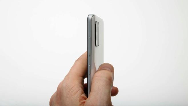 Triple-Kamera des Samsung Galaxy A41©COMPUTER BILD