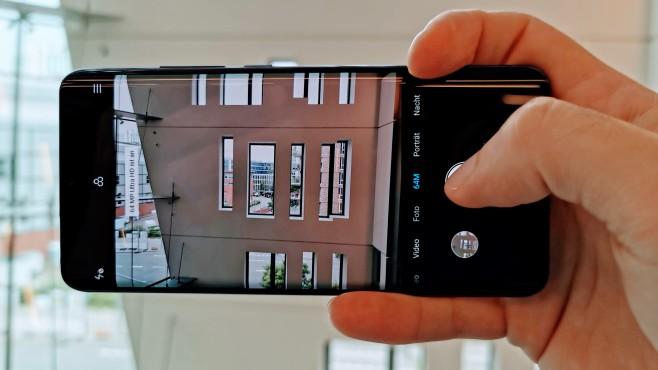 Xiaomi Mi Note 10 Lite©COMPUTER BILD / Michael Huch