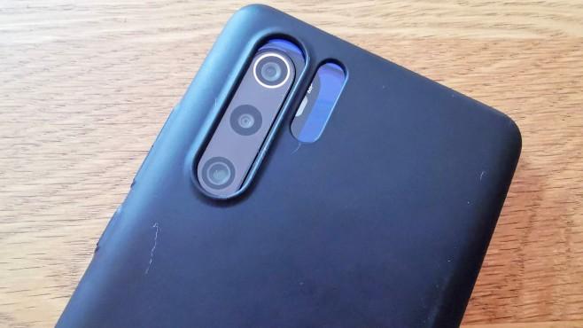 Xiaomi Mi Note 10 Lite vs. Huawei P30 Pro©COMPUTER BILD / Michael Huch