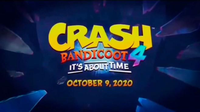 Crash Bandicot 4©4chan