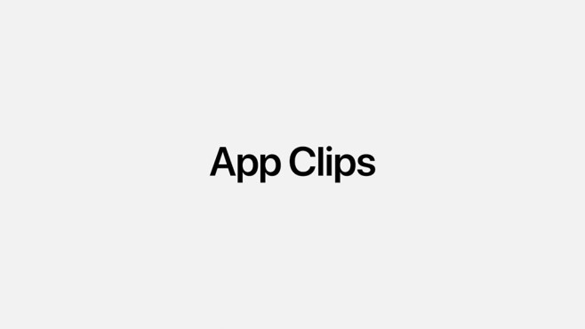 App Clips © Screenshot COMPUTER BILD