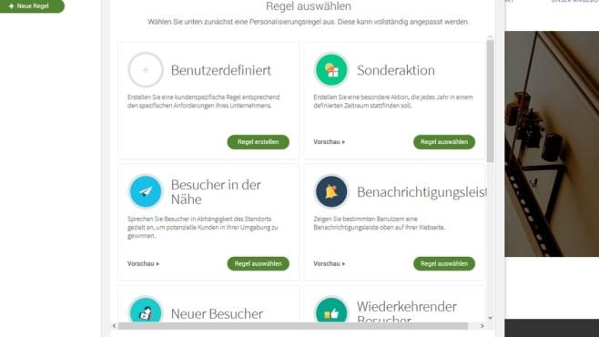DomainFactory: Der Website-Baukasten im Praxistest©Computer Bild
