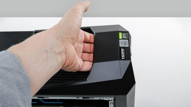 Acer Predator Orion 3000 im Test©COMPUTER BILD
