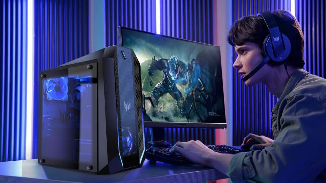 Acer Predator Orion 3000 im Test©Acer