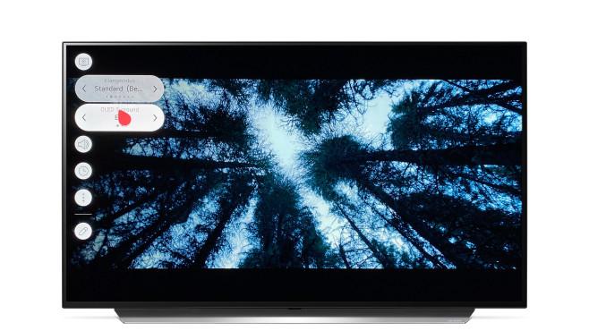 LG OLED 48CX im Standard-Modus©LG, COMPUTER BILD