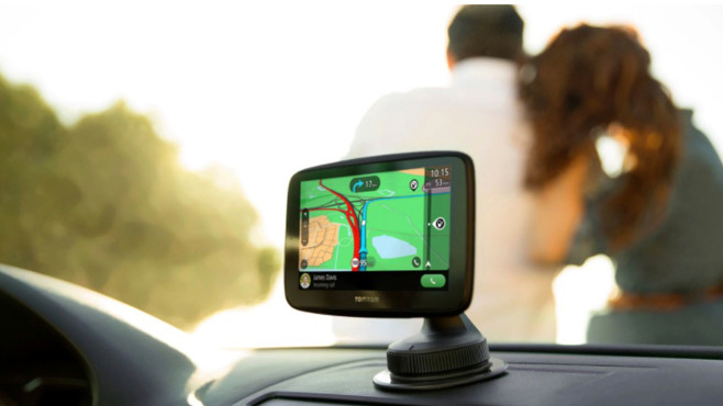 TomTom Go Essential © TomTom