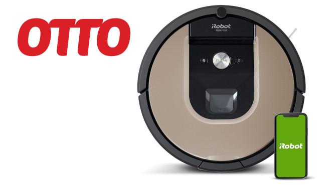 Saugroboter beim Otto Technikfest: iRobot Roomba 976©Otto/iRobot