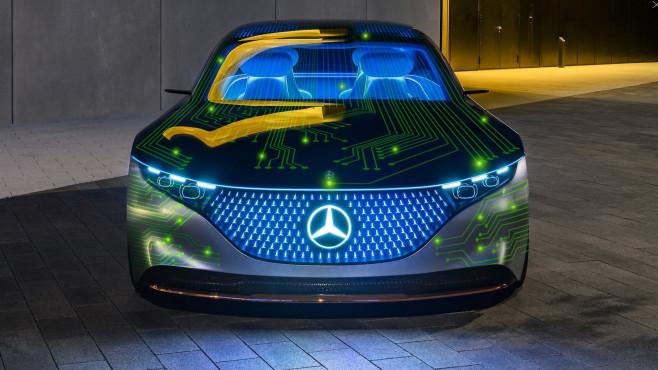 Mercedes-Studie©Mercedes