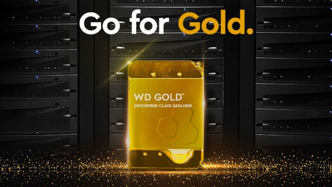 WD Gold mit 18 TB©Western Digital Presse