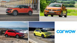 VW-Modelle ohne Mehrwertsteuer©Carwow, VW, Computerbild