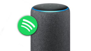 Amazon Echo: Spotify © Amazon / Spotify