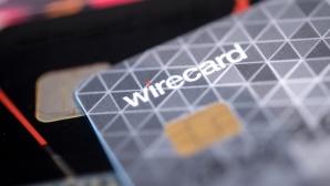 Wirecard-Karte©dpa-Bildfunk