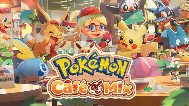 Pokémon Café Mix©Nintendo