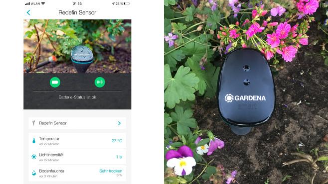 Gardena Smart Water Control: Test©COMPUTER BILD, Ingolf Leschke