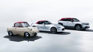 100 Jahre Mazda©Mazda