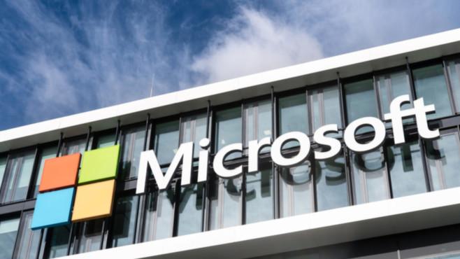 Microsoft-Logo©dpa-Bildfunk
