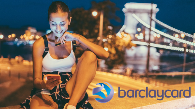 Barclaycard Visa-Karte©iStock.com/martin-dm