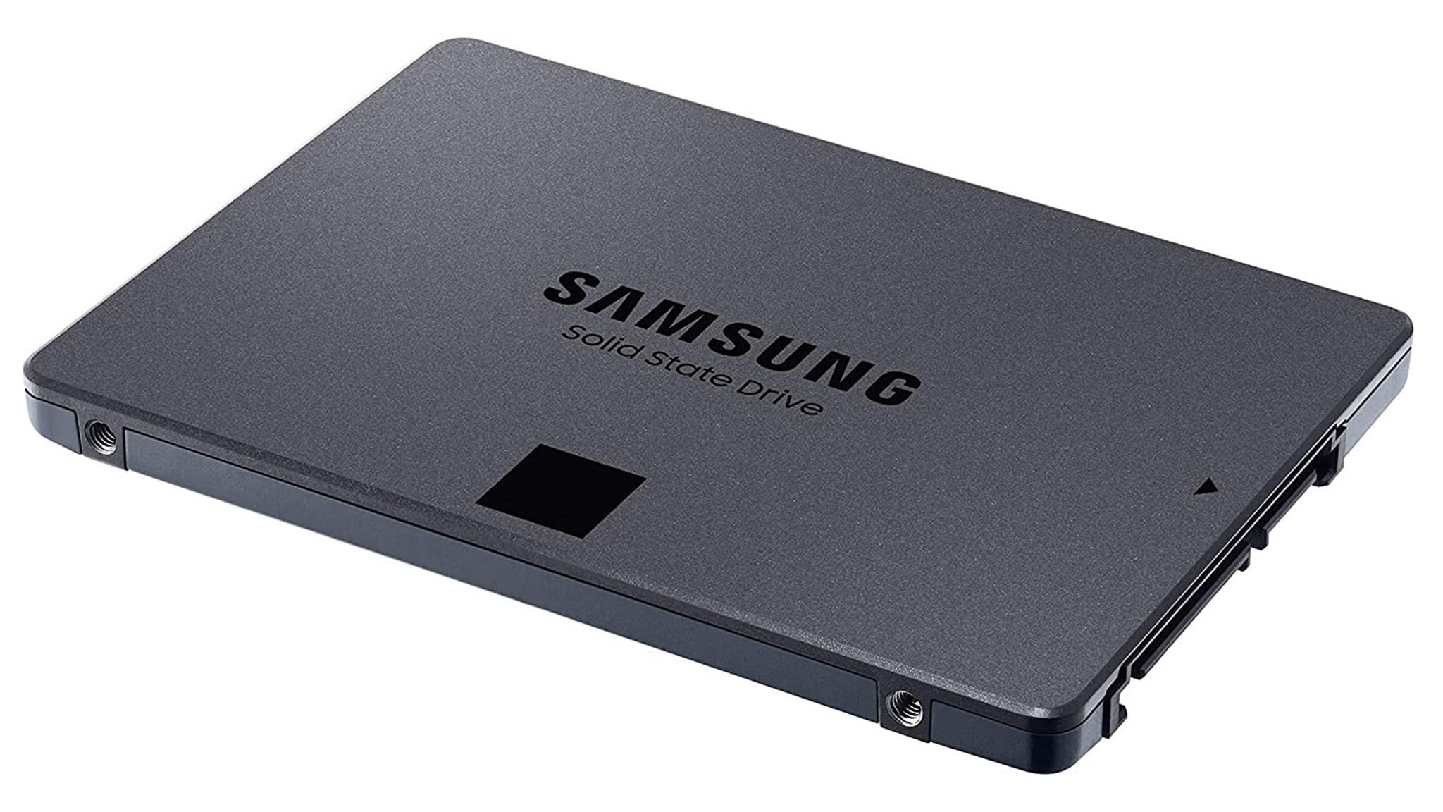 Samsung 870 QVO: Test©Samsung