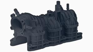 Motorteil aus dem 3D-Drucker©BASF/Sculpteo/Forward AM